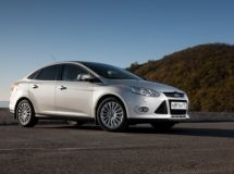 Ford Focus became the most popular used car in Russia