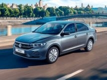 Volkswagen Polo and Tiguan are among the top three in the markets of Moscow and St. Petersburg