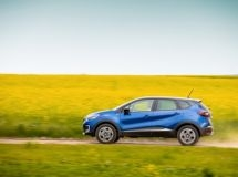 Renault started the export of new Kaptur to CIS countries