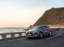 Lexus has sold the 5 millionth crossover
