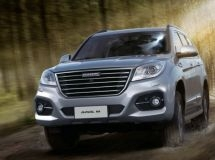 Russian Haval plant increases the production of frame SUVs Haval H5 and H9
