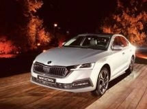 We meet the new generation Skoda Octavia and give facts from the history of the model