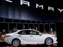 Toyota Camry became the brand's bestseller in Russia in August