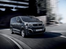 Peugeot Traveller and Citroen Space Tourer got a new combination of engine and gearbox