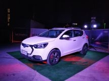 JAC presented an affordable electric car in Russia