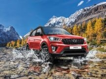 TOP-10 of new cars in the Far East market in August