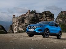 Nissan introduced Qashqai of 2020 model year in Russia