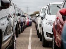 The Russian car market in September fell to the fifth place in Europe