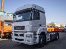 Production of new KAMAZ trucks was launched in Kazakhstan