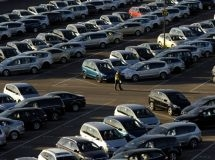 Import of passenger cars fell by 32% for 9 months