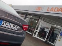 European sales of LADA fell by 87% in October