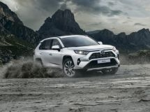 Toyota increased sales by 2% in Russia in October