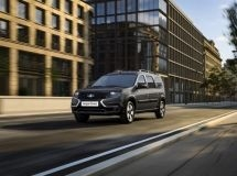 New details about the updated LADA Largus have become known