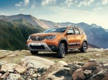 The engine range of the new Renault Duster for Russia has been declassified
