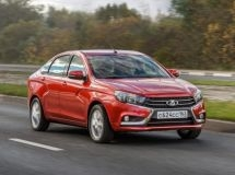 Details about the updated LADA Vesta have become known