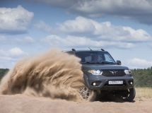 UAZ will stop the conveyor due to planned inventory