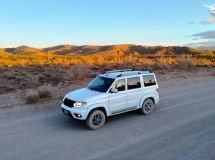 UAZ SUVs enter the US market