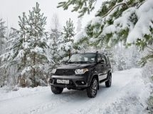 UAZ increased its share in the Russian market in 2020