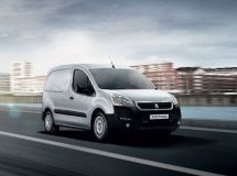 New Peugeot Partner went on sale in Russia
