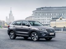 Changan increased sales 2.5 times in Russia in 2020
