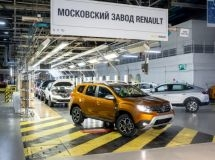 Production of new Renault Duster has begun in Russia
