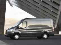 Ford Transit sales grew 2.6 times in January