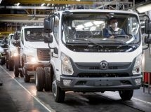 GAZ started the production of the Valdai Next truck