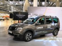 AVTOVAZ started the production of the updated LADA Largus