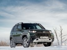 AVTOVAZ started the sales of the off-road vehicle LADA Niva Travel