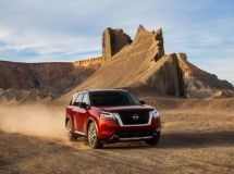 New Nissan Pathfinder will be imported to Russia