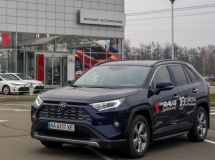 The car market of Ukraine fell by 18% in January