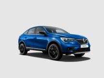 Renault Arkana received a new special version in Russia