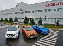 St. Petersburg plant Nissan produced more than 38 thousand cars in 2020