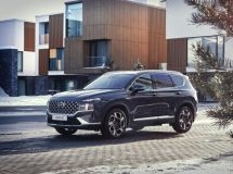 Updated Hyundai SantaFe enters the Russian market