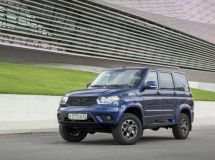 UAZ produced 34.5 thousand cars in 2020