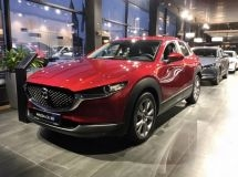 Mazda entered the TOP-10 of leaders of the Russian car market in January