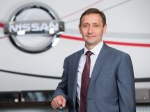 General Director was changed at Nissan plant in St. Petersburg