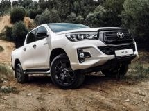 Toyota Hilux became the best-selling pickup in Russia in January