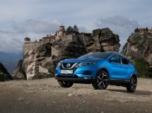 Nissan Qashqai became the brand's bestseller in Russia in January