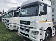 KAMAZ increased sales by 7% in Russia in 2020