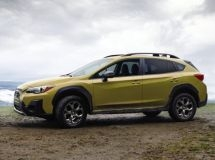 Details of the updated Subaru XV for Russia have become known