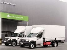 UAZ «Profi» received a new version with a carrying capacity of 1.5 tons