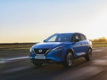 Nissan Qashqai became the bestseller of the brand in Russia in February