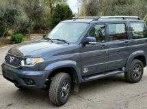 Sales of UAZ Patriot SUVs started in Iran