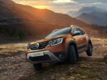 Renault started the export of new Duster to CIS countries
