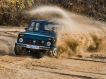 Niva is 44 year old! How many such cars are there in Russia?