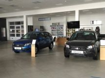 TOP-10 of best-selling cars in Russia in March