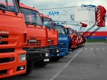 New truck market grew by 45% in March