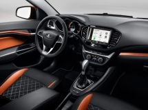 AVTOVAZ started sales of LADA cars with the new EnjoYPro multimedia system