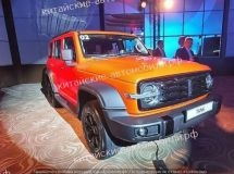 Haval brought two new SUVs to Russia